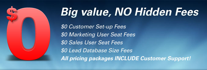 Immediately Improve Marketing Effectiveness and Sales Productivity